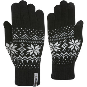 KOMBI Scandinave PP Gloves Dame Black